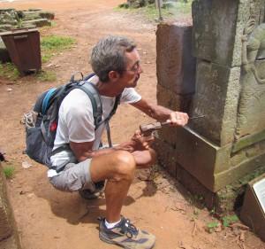 Bart Angkor Wat 2014