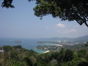 Baaien in Vietnam
